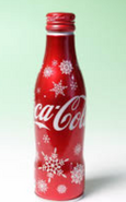 Coca-Cola Winter Holiday Speical Soda Can Over It