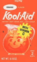 Kool-Aid 1970's Orange