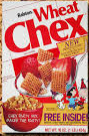 Chex Cereal 1930s