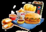 KFC meal 2014