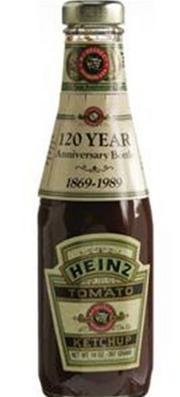 Heinz Ketchup 1869