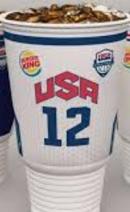 Burger King Soda Cup 2011