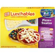 Lunchables Pizza and Treatzza