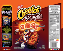 Cheetos Big Bones 2014