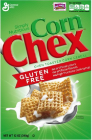 Chex Cereal 2000s
