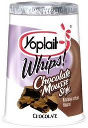 Old Yoplait Whips Chocolate
