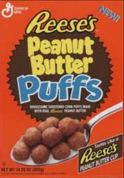 Reese Peanut Butter Puffs