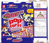 Pop-Tarts PowerPuff Girls PowBerry box 2001