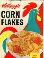 Kellogg's Corn Flakes Old