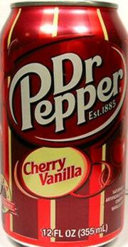 Dr Pepper Cherry Vanila