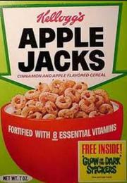 Apple Jacks 1971