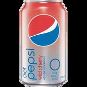 Diet Pepsi Wild Cherry 2008 PRODUCT