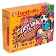 Lunchables All Star Hot Dogs