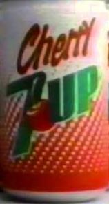 Cherry 7Up 1984