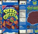 Teddy Grahams Dizzy Grizzlies (Chocolate Frosted)