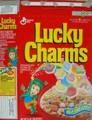Lucky Charms PACKING