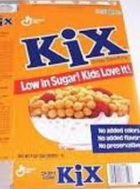 Kix OLD 1991