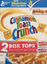 CTC 2014 with Box Tops