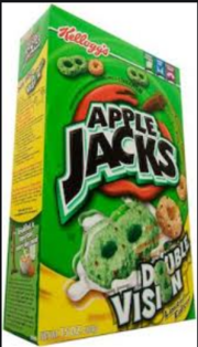 Apple Jacks Double Vision