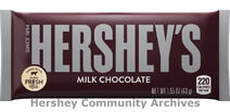 Hershey's 2005 Chocolate Package