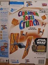 Cinnamon Toast Crunch star Wars 2016
