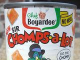 Sir Chomps-A-Lot
