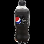 Pepsi Zero Sugar Bottle