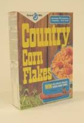 Country Corn Flakes 1973