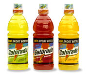 Sports bottle gatorade