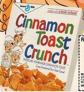 Cinnamon Toast Crunch box 1988