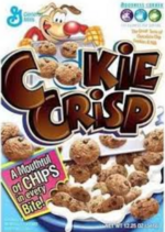 Cookie Crisp 1990s Late
