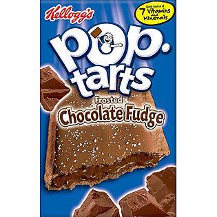 Pop Tarts Chocolate Fudge 2004