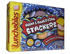 Lunchables stackers2000s