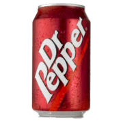 Dr Pepper 1997 Soda Can