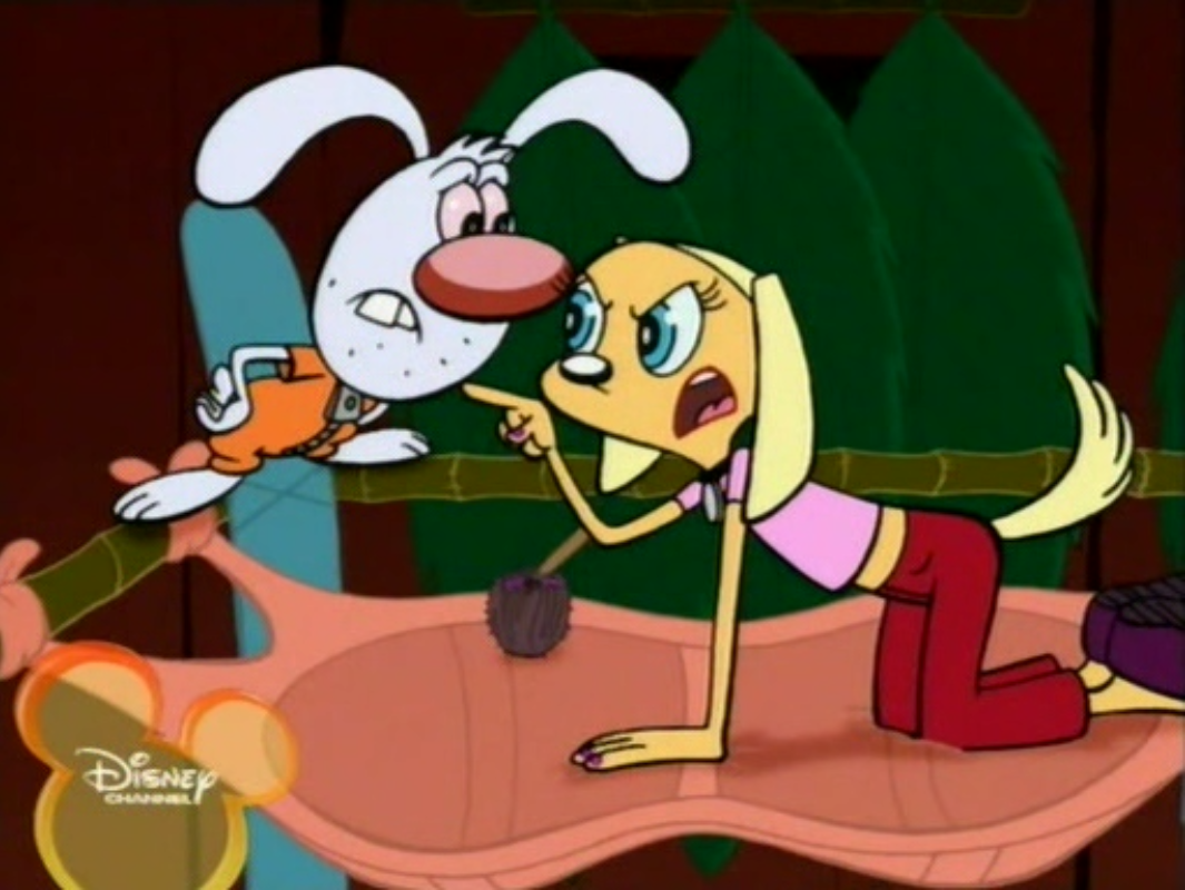 brandy mr whiskers characters