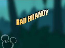 Bad Brandy Episode Titlecard