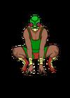 Formidable Frog