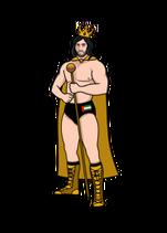 The King Rajah Ahten -0