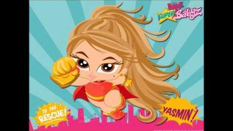 Bratz Super Babyz - Feel The Power