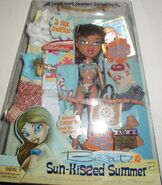 Bratz Sun-Kissed Summer Dana