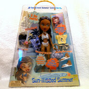 Bratz Sun Kissed Summer Sasha