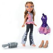 Bratz Passion 4 Fashion 2nd Edition Yasmin Doll