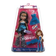 Bratz Passion 4 Fashion 3rd Edition Sasha