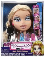 Bratz All Glammed Up Funky Fashion Makeover Cloe
