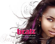 Bratz the Movie Sasha Wallpaper