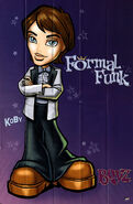 Bratz Boyz Formal Funk Koby Poster