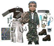 Bratz Wildlife Safari Boyz Dylan Doll