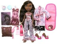 Bratz Nighty-Nite Sasha Doll
