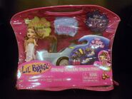 Lil' Bratz Spring Break Blitz Meygan with Exclusive Beach Bike