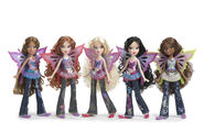 Bratz Fashion Pixiez Dolls 2